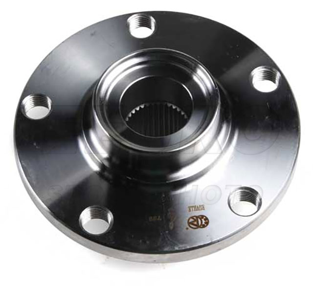 Wheel Hub Front And Rear 4a0407615g Main Image