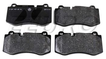 Disc Brake Pad Set - Front 0044208020 Main Image