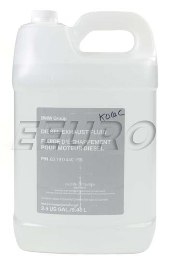 Diesel Exhaust Fluid (2.5 Gallon) 83190440158 Main Image