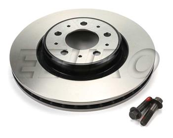 Disc Brake Rotor - Front (300mm) 31262095 Main Image