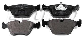 Disc Brake Pad Set - Front 34111162535G Main Image