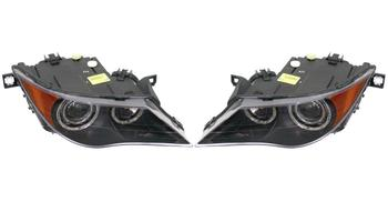 Headlight Set - Driver and Passenger Side (Bi-Xenon) 2862913KIT Main Image
