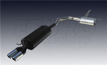Exhaust System Kit (Cat-Back) (Touring) MTEVW201 Main Image