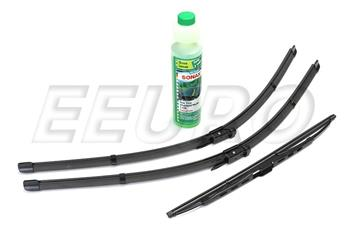 Windshield Wiper Blade Kit - Front and Rear 105K10023 Main Image