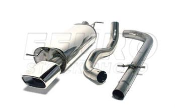 Exhaust System Kit (Cat-Back) (Sport) MTEVW404 Main Image