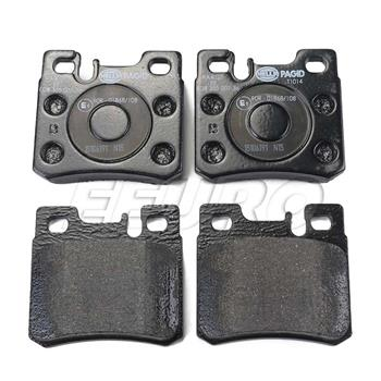 Disc Brake Pad Set - Rear 355007361 Main Image