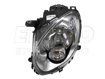 Headlight Assembly - Driver Side (Halogen) (Clear Turnsignal) 63129801035 Main Image