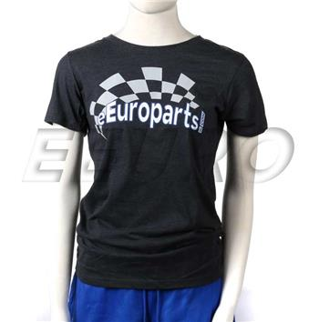 eEuroparts.com T-Shirt (Gray) (XL) (Ladies) (2016) 000A00014 Main Image