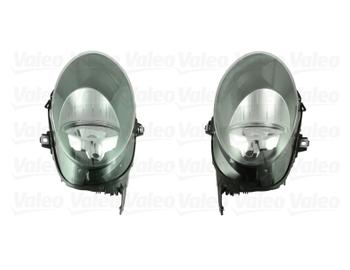 Headlight Set - Driver and Passenger Side (Halogen) 2849615KIT Main Image
