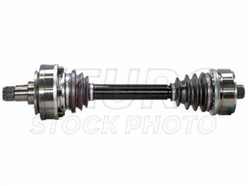 Axle Assembly - Rear (New) 160R Main Image