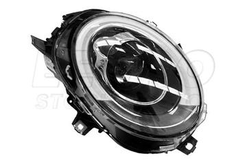 Headlight Assembly - Passenger Side (LED) (w/ Amber Turnsignal) 63117383220 Main Image