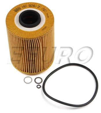 Engine Oil Filter HU9263X Main Image