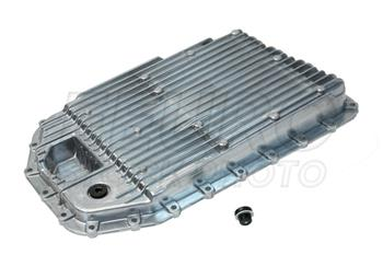 Auto Trans Oil Pan (w/ Filter) (Aluminum) 24152333907PRM Main Image