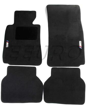 Floor Mat Set (M5) (Black) 82110009046 Main Image
