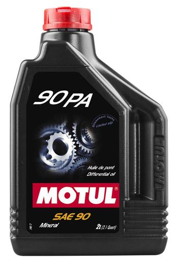 Differential Gear Oil (SAE-90) (2 Liter) 100122 Main Image