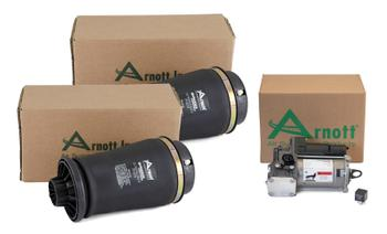 Air Suspension Spring Kit - Rear (with Rear Air Suspension and Airmatic) 3992891KIT Main Image