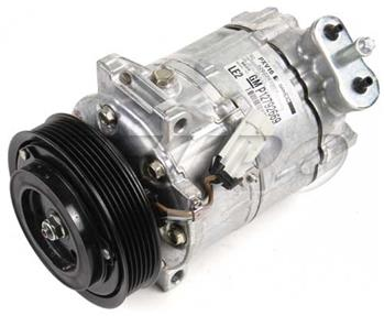 A/C Compressor (New) 12792669 Main Image