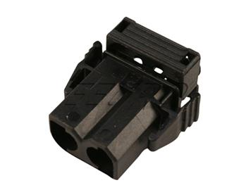 Electrical Connector Housing (2 Pin) 61131378400 Main Image