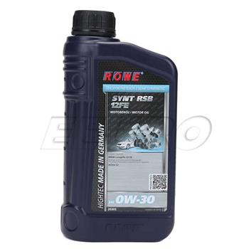 Engine Oil (HIGHTEC SYNTH LL-12FE) (0W30) (1 Liter) 20305001003 Main Image
