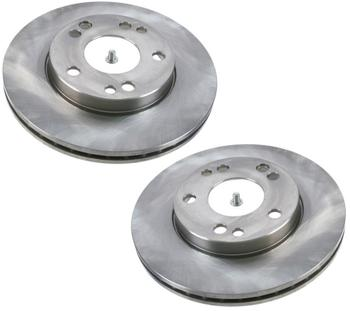 Disc Brake Rotor Set - Front (262mm) 1254013KIT Main Image