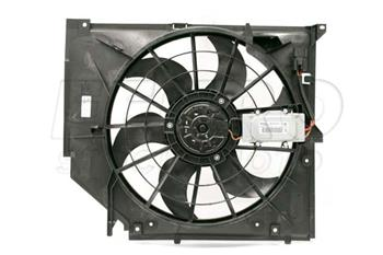 Auxiliary Cooling Fan Assembly (Suction) 17117561757G Main Image