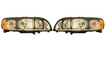 Headlight Set - Driver and Passenger Side (Halogen) 2820943KIT Main Image