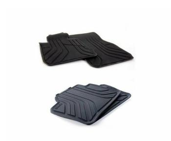 Floor Mat Set - Front and Rear (All Weather) (Rubber) (Anthrazit) 4136497KIT Main Image