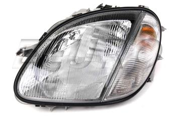 Headlight Assembly - Driver Side (Halogen) 010056011 Main Image
