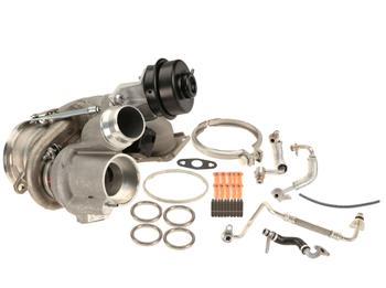 Turbocharger Kit 3086477KIT Main Image