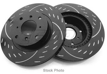 Front Quality 312 mm OE Brake Disc Rotors And Metallic Pads Pair Set For A4