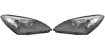 Headlight Set - Driver and Passenger Side (Bi-Xenon) 2863805KIT Main Image
