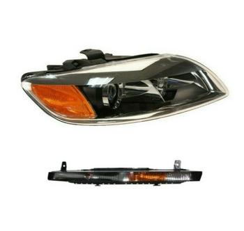 Headlight Assembly - Front Passenger Side (Xenon) (With Turn Signal Light) 2128685KIT Main Image