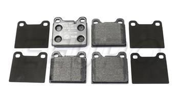 Disc Brake Pad Set - Rear 355008801 Main Image