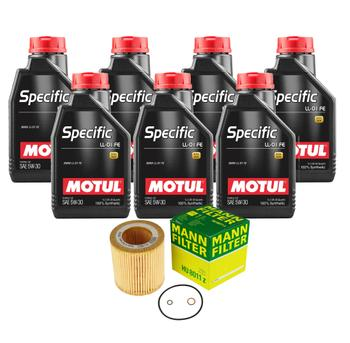 Engine Oil Change Kit (5W-30) (7 Liter) (X-MAX 8100) 3093184KIT Main Image