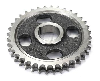 Timing Chain Camshaft Sprocket (Double Row) 25014 Main Image