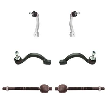 Steering Tie Rod End Kit - Front Inner and Outer (Driver and Passenger Side) (with Sway Bar Links) 3326160KIT Main Image