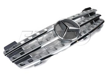 Grille Assembly (Brilliant Silver) 66880354 Main Image