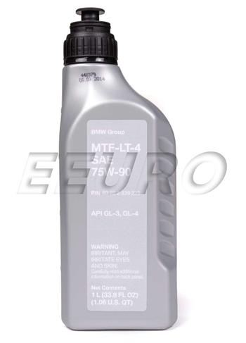 Manual Trans Fluid (LT-4) (75W90) (1 Liter) 83222339223 Main Image