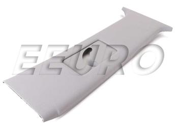 B-Pillar Cover - Passenger Side Upper (Gray) 51438174464 Main Image