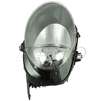 Headlight Assembly - Driver Side (Halogen) (w/ Clear Turnsignal) 45358 Main Image