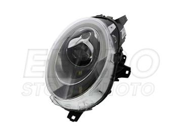 Headlight Assembly - Driver Side (LED) (w/ Clear Turnsignal) 63117383213 Main Image