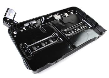 1236200618 genuine mercedes battery tray free for Mercedes benz battery warranty