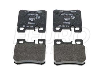 Disc Brake Pad Set - Rear 603805 Main Image