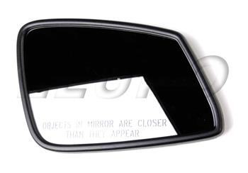 Side Mirror Glass - Passenger Side (Auto Dimming) (Heated) 51167228612 Main Image