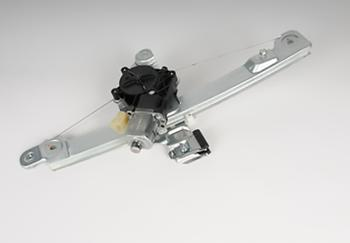 Power Window Motor and Regulator Assembly - Rear Right 22847912 Main Image