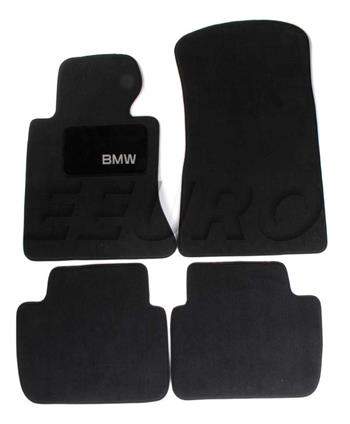 Floor Mat Set (Black) 82110026591 Main Image