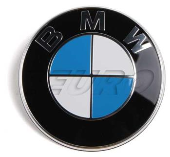 51148219237 Genuine Bmw Emblem Free Shipping Available