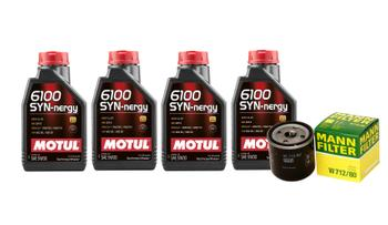 Engine Oil Change Kit (5W30) (4 Liter) (SYN-NERGY 6100) 3750286KIT Main Image