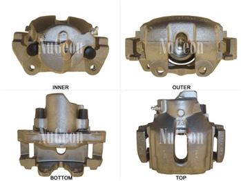 Disc Brake Caliper - Front Driver Side 2202406L Main Image