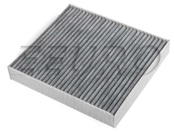 Cabin Air Filter (Activated Charcoal) (w/ AQS) CUK2440 Main Image